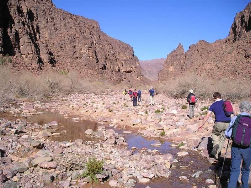 Djebel Sarhro Morocco