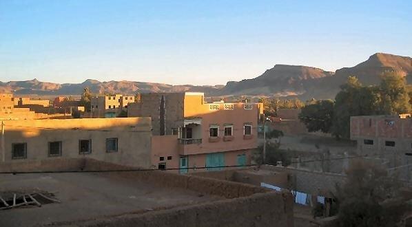 Alnif Morocco